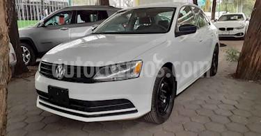Volkswagen Jetta 4p Trendline L5/2.5 Aut usado (2018) color Blanco precio $199,900