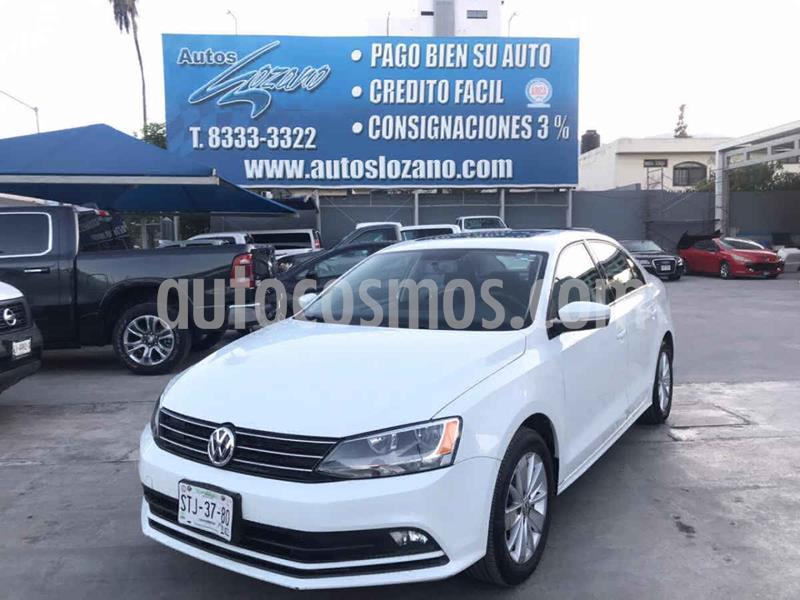 Foto Volkswagen Jetta Version usado (2015) color Blanco precio $159,900