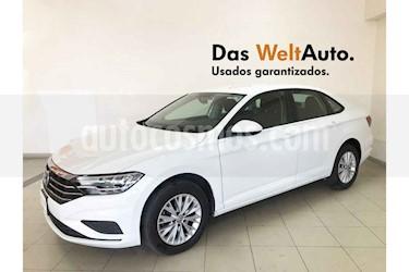 Volkswagen Jetta 4p Comfortline L4/1.4/T Man usado (2019) color Blanco precio $281,500
