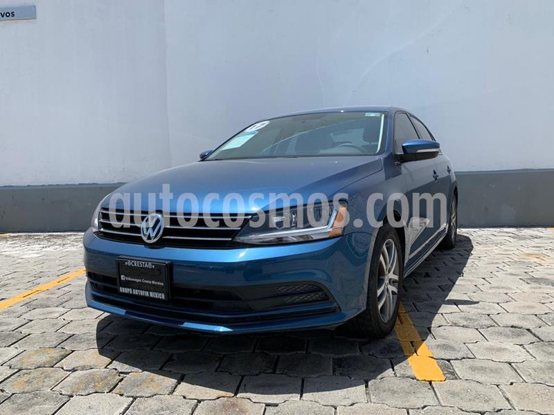 Volkswagen Jetta Trendline usado (2017) color Azul precio $219,900