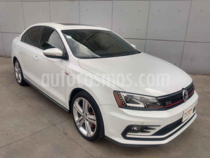 Volkswagen Jetta GLi Aut usado (2017) color Blanco precio $340,000
