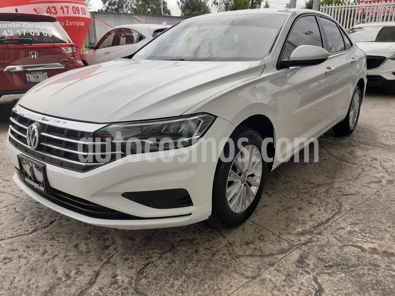 Volkswagen Jetta Comfortline usado (2019) color Blanco precio $269,000