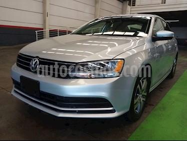 Volkswagen Jetta Trendline usado (2015) color Plata precio $199,000