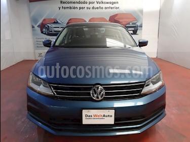Volkswagen Jetta Trendline usado (2018) color Azul precio $205,000