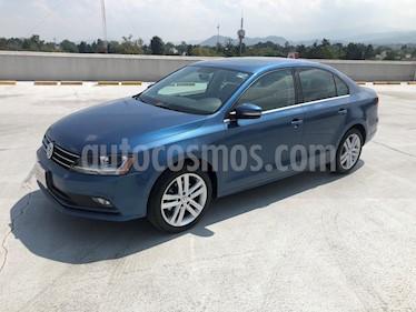 Volkswagen Jetta Sport Tiptronic usado (2018) color Azul precio $270,000