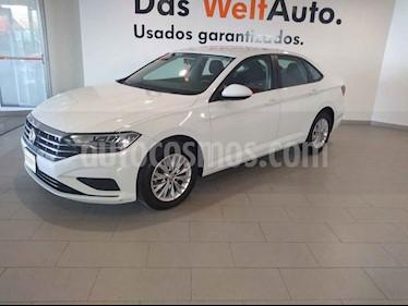 Volkswagen Jetta 4p Comfortline L4/1.4/T Man usado (2019) color Blanco precio $289,900
