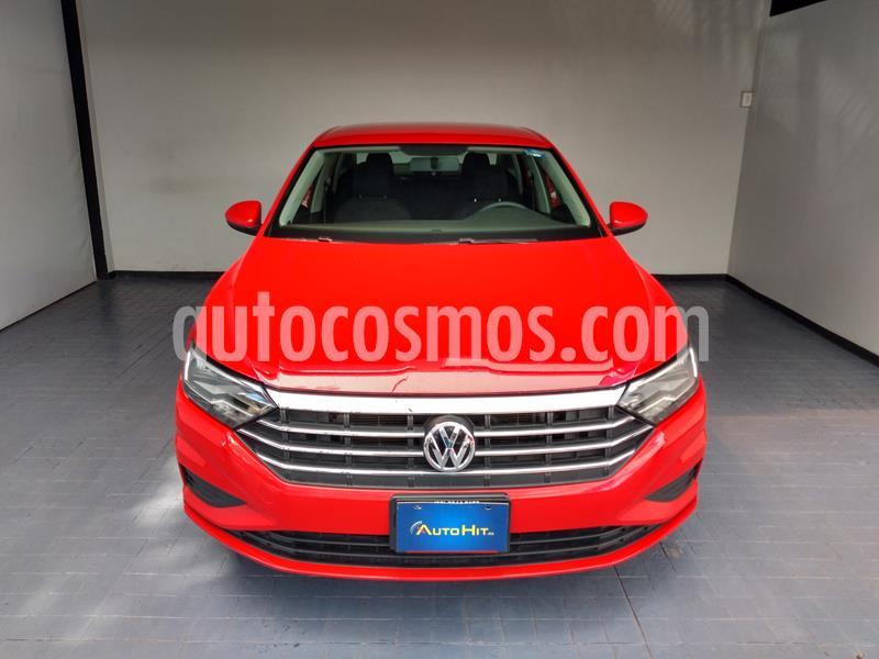 Volkswagen Jetta Comfortline usado (2019) color Rojo precio $274,000