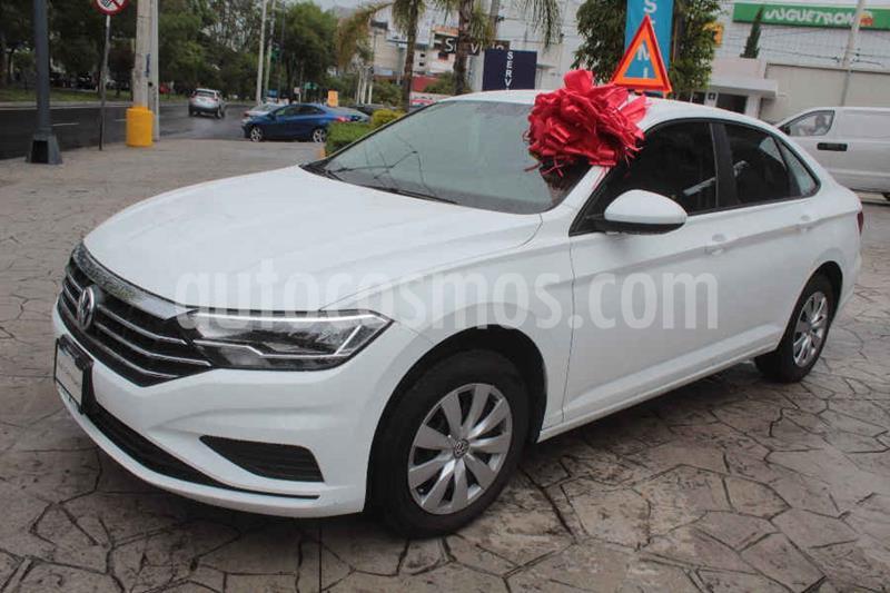 Volkswagen Jetta Trendline usado (2019) color Blanco precio $259,000