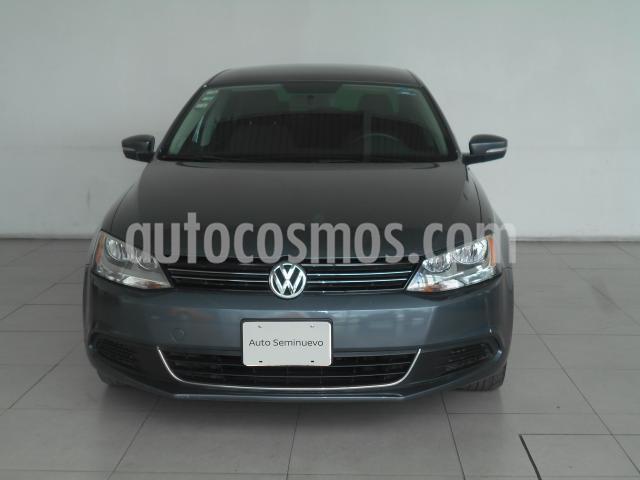 Volkswagen Jetta Style usado (2014) color Gris precio $189,000