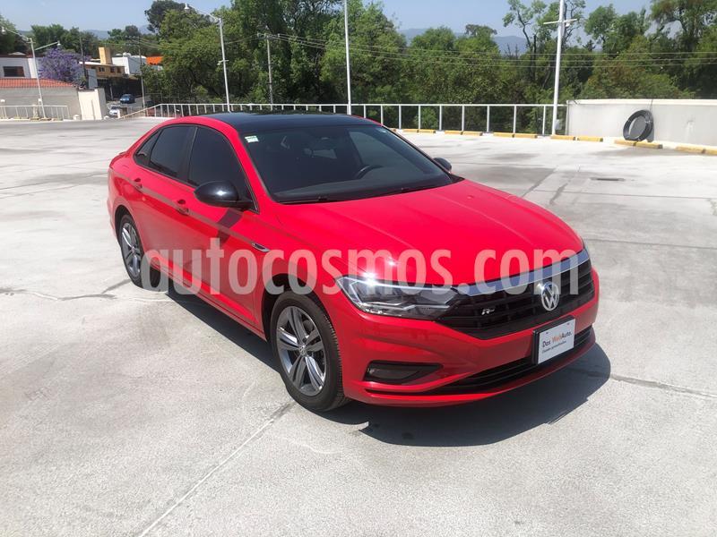 Volkswagen Jetta R-Line Tiptronic usado (2019) color Rojo Tornado precio $335,000