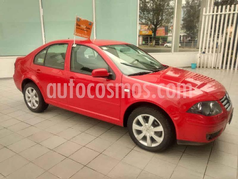 Volkswagen Jetta CL Team Tiptronic usado (2014) color Rojo precio $145,000