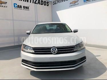 Volkswagen Jetta Trendline Tiptronic usado (2017) color Blanco precio $215,000