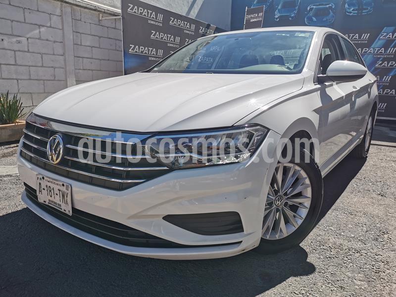 Foto Volkswagen Jetta Comfortline usado (2019) color Blanco precio $266,000