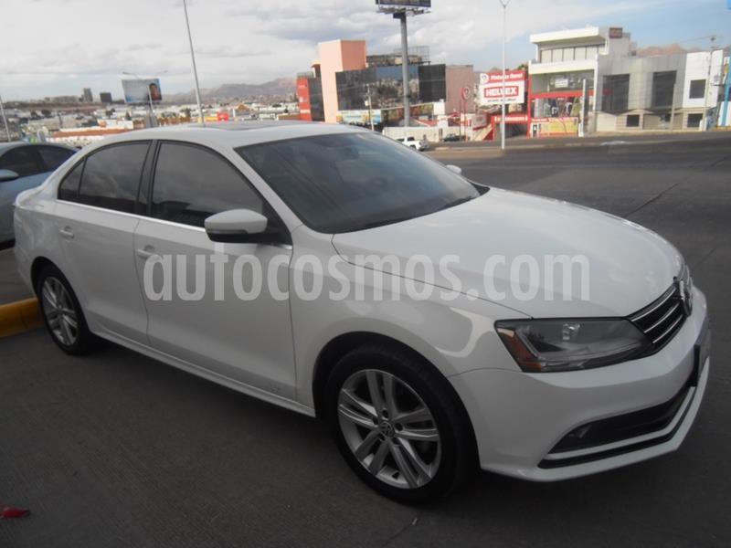 Volkswagen Jetta Sportline Tiptronic usado (2018) color Blanco precio $269,000