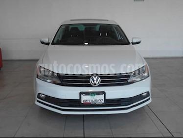 Volkswagen Jetta Sportline usado (2016) color Blanco precio $225,000