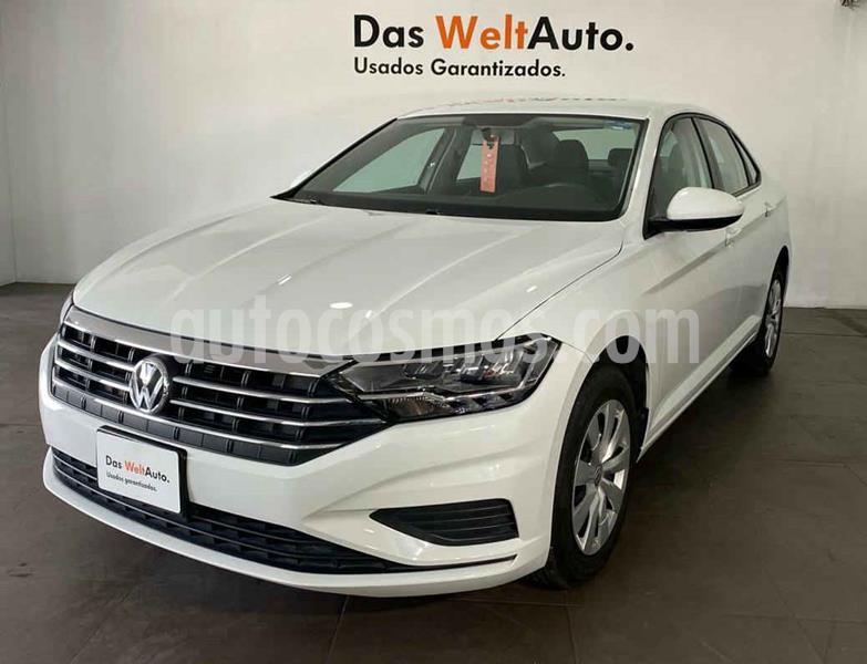 Volkswagen Jetta Trendline usado (2019) color Blanco precio $265,000