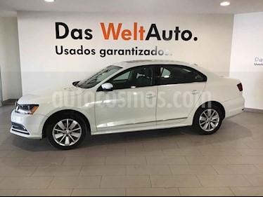 Volkswagen Jetta Comfortline Tiptronic usado (2018) color Blanco precio $255,000