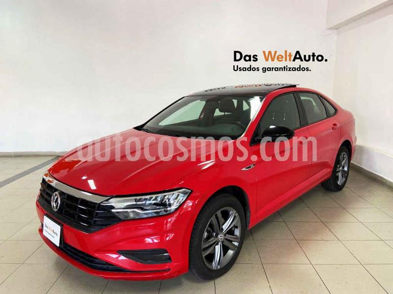 Foto Volkswagen Jetta R-Line Tiptronic usado (2019) color Rojo precio $347,635