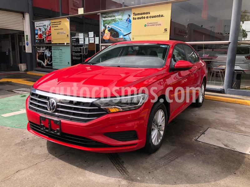 Volkswagen Jetta Comfortline Tiptronic usado (2019) color Rojo precio $295,000