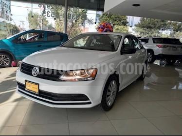 Volkswagen Jetta 2.0 Tiptronic usado (2018) color Blanco precio $195,000