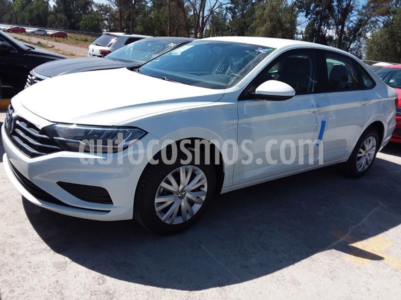 Foto Volkswagen Jetta Trendline usado (2020) color Blanco precio $309,900