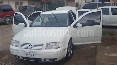 Volkswagen Jetta 2.0 usado (2005) color Blanco precio $74,000