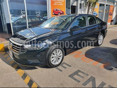 Volkswagen Jetta Comfortline usado (2019) color Negro precio $289,900