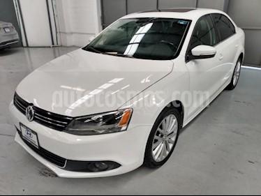 Volkswagen Jetta Sport  usado (2014) color Blanco precio $185,000