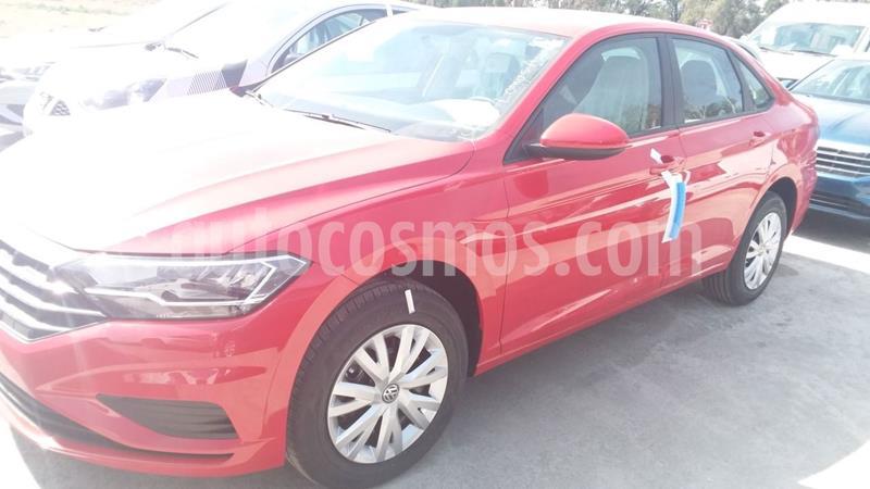 Foto Volkswagen Jetta Trendline usado (2020) color Rojo precio $309,900