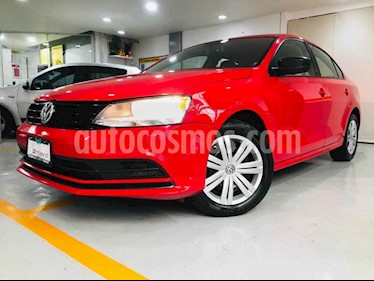 Volkswagen Jetta 2.0 Tiptronic usado (2017) color Rojo precio $194,000