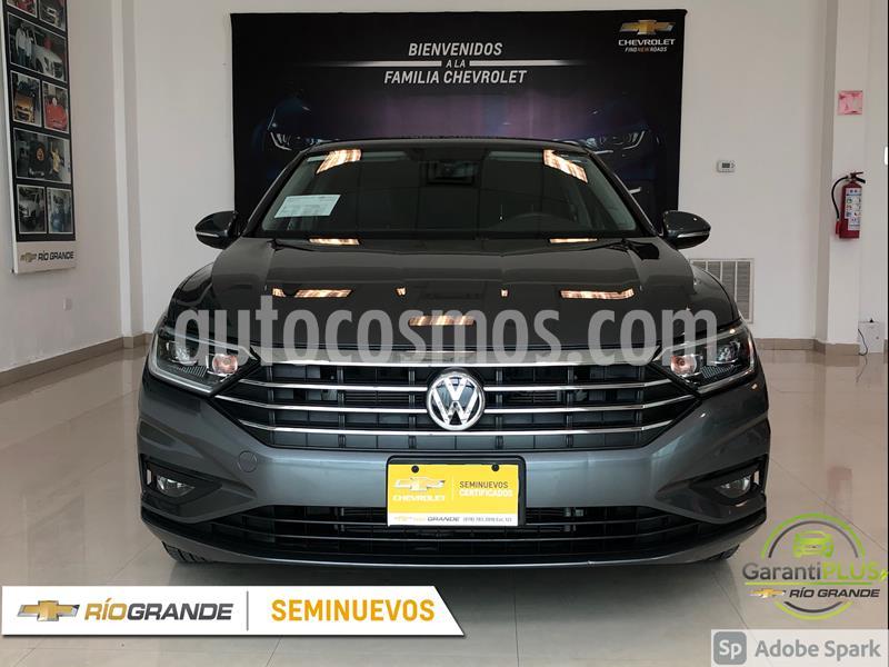 Volkswagen Jetta Highline usado (2020) color Gris Oscuro precio $420,000