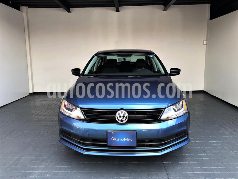 Volkswagen Jetta Jetta usado (2018) color Azul precio $213,000