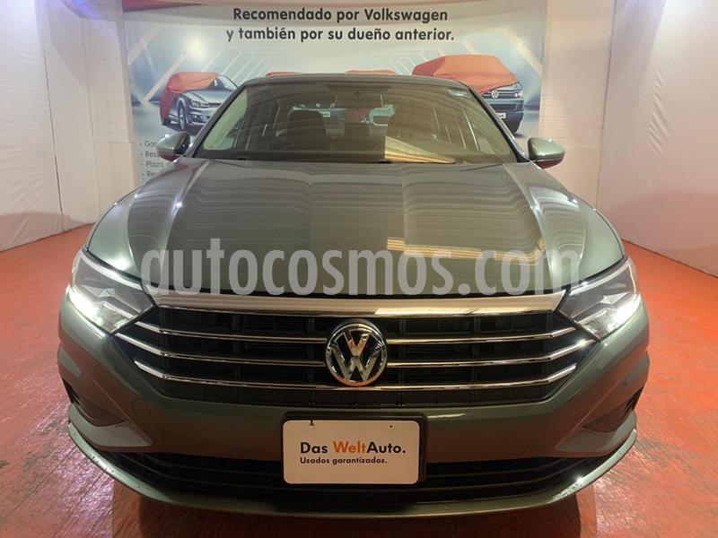 Volkswagen Jetta Comfortline Tiptronic usado (2019) color Verde precio $330,000
