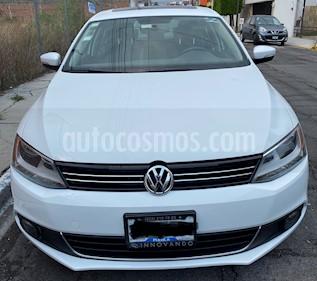 Volkswagen Jetta Sport Tiptronic NAV  usado (2013) color Blanco precio $170,000