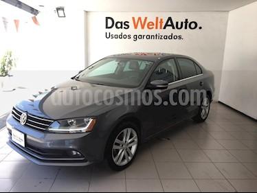 Volkswagen Jetta Sportline usado (2018) color Gris precio $279,000