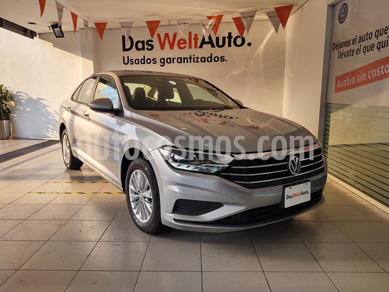 Volkswagen Jetta Comfortline Tiptronic usado (2019) color Plata precio $299,000