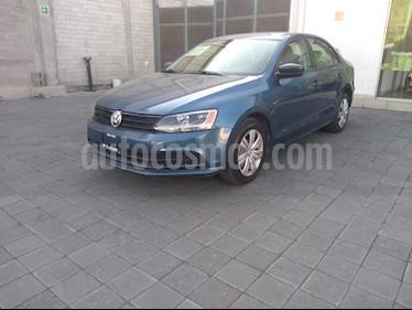Volkswagen Jetta Trendline Tiptronic usado (2017) color Azul precio $245,000