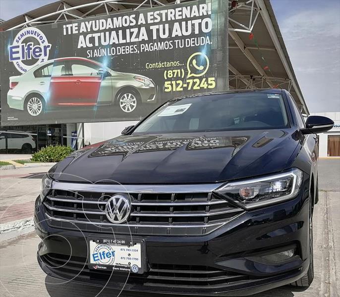 Foto Volkswagen Jetta Highline Tiptronic usado (2019) color Negro precio $360,000
