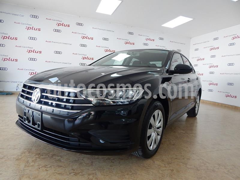 Volkswagen Jetta Trendline usado (2019) color Negro precio $310,000