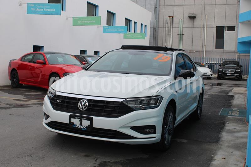 Volkswagen Jetta R-Line usado (2019) color Blanco precio $329,000