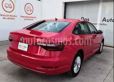 Volkswagen Jetta Comfortline Tiptronic usado (2019) color Rojo precio $316,990