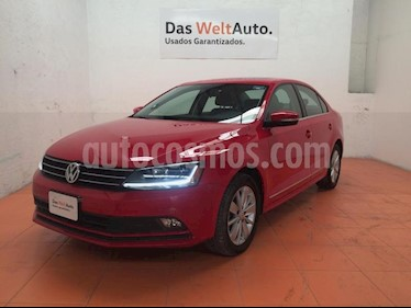 Volkswagen Jetta Comfortline Tiptronic usado (2019) color Rojo Tornado precio $243,443