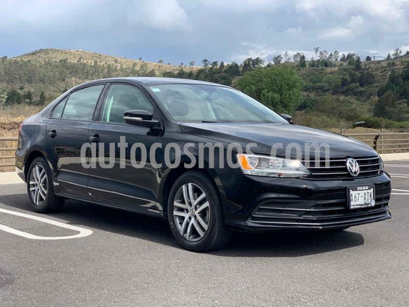 Volkswagen Jetta Trendline Tiptronic usado (2015) color Negro precio $190,000