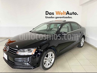 Volkswagen Jetta 4p Sportline L5/2.5 Aut usado (2018) color Negro precio $274,841
