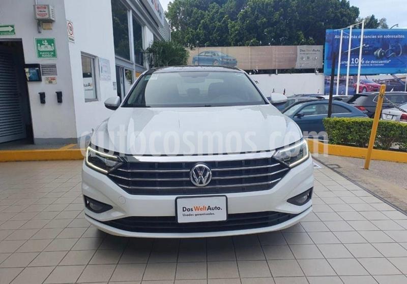 Volkswagen Jetta Highline Tiptronic usado (2019) color Blanco precio $364,900