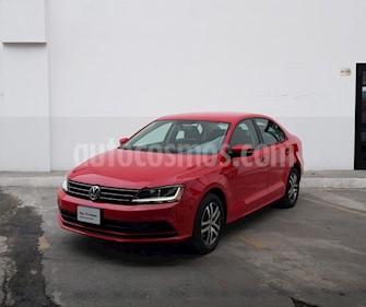 Volkswagen Jetta Trendline Tiptronic usado (2018) color Rojo precio $275,000