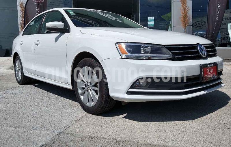 Volkswagen Jetta Comfortline Tiptronic usado (2016) color Blanco precio $199,900