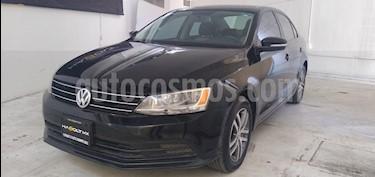 Volkswagen Jetta Trendline Tiptronic usado (2016) color Negro Onix precio $191,000