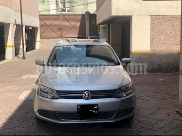 Volkswagen Jetta Style Active Tiptronic usado (2012) color Gris Platino precio $127,000