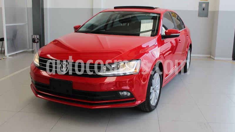 Volkswagen Jetta Trendline Tiptronic usado (2018) color Rojo precio $270,000